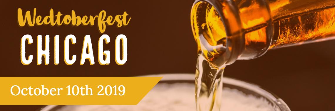 2019 Chicago Wedtoberfest: October 10 2019